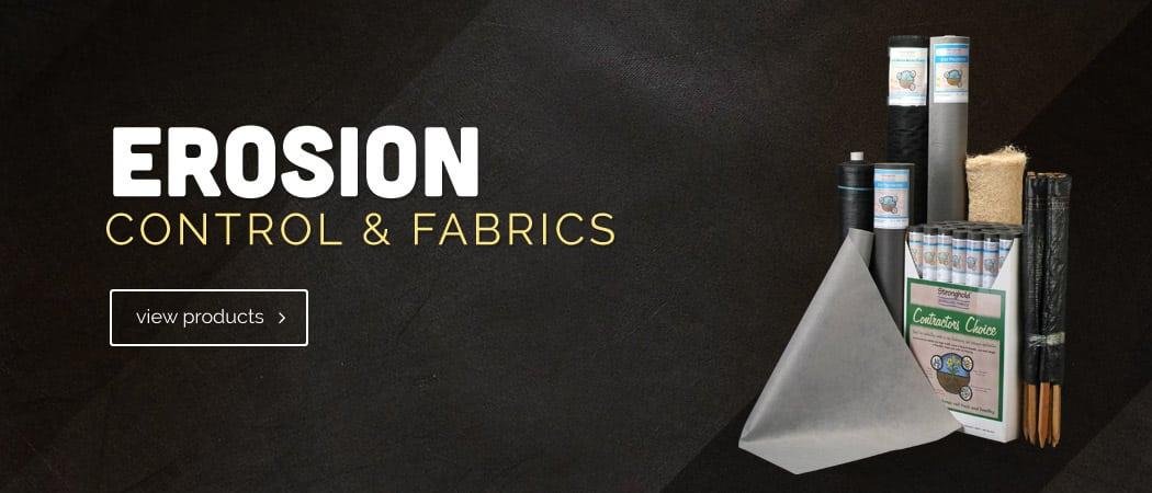 Erosion Control & Fabrics