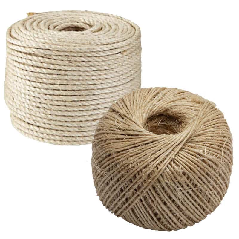 Sisal Twine And Rope Cherokee Manufacturing