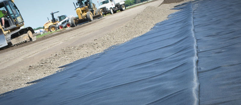 High-Strength Geotextile