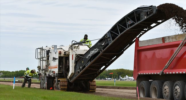 Road Surface Prep