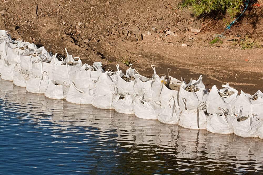 Bulk Bag Flood Control